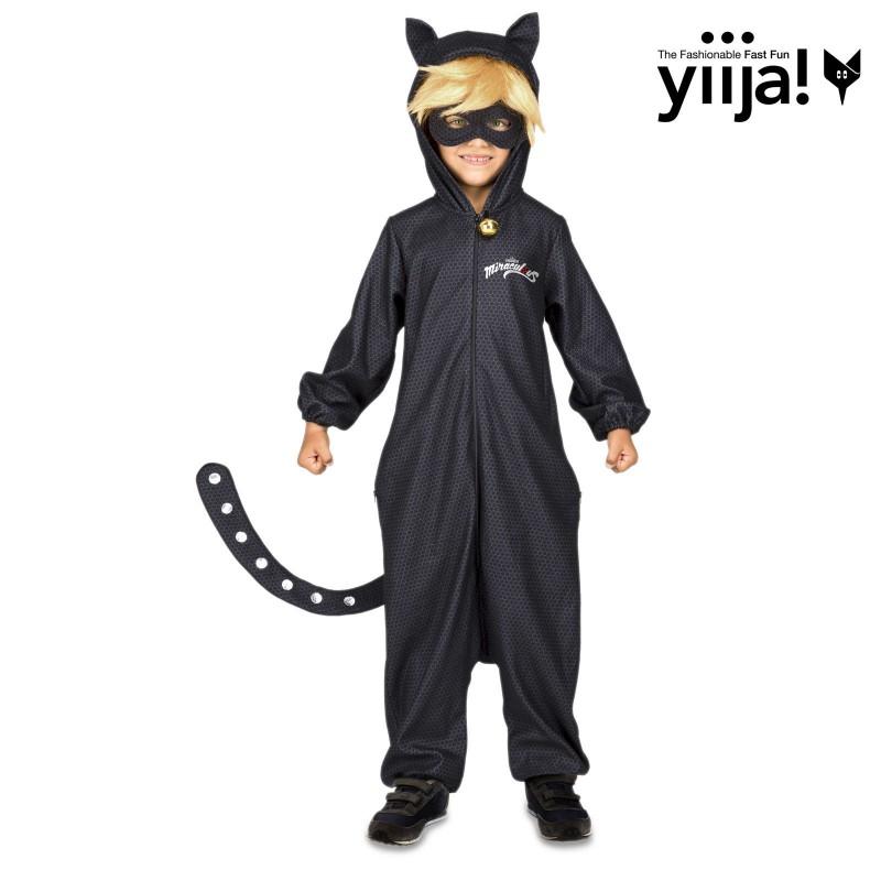 Črni maček pajac, 8-9 let