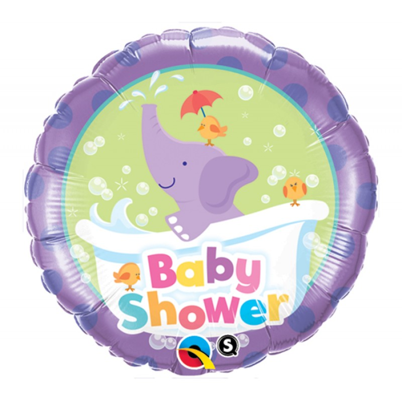 Baby shower Slon