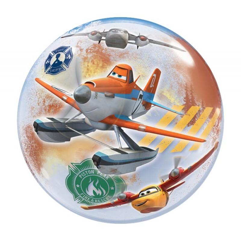 Bubble Fire&Rescue Planes balon