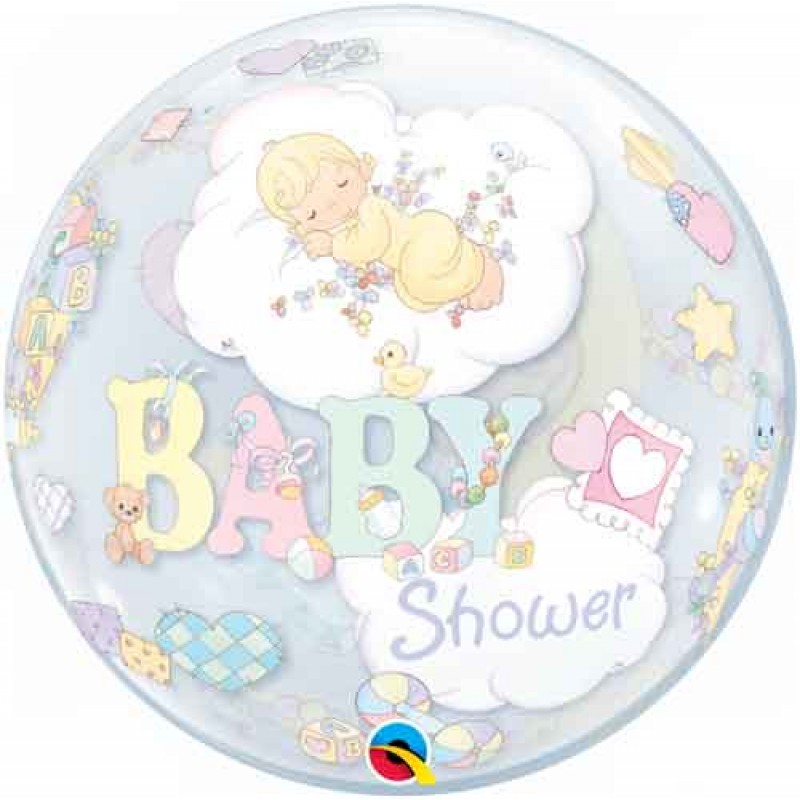 Bubble baby prha balon