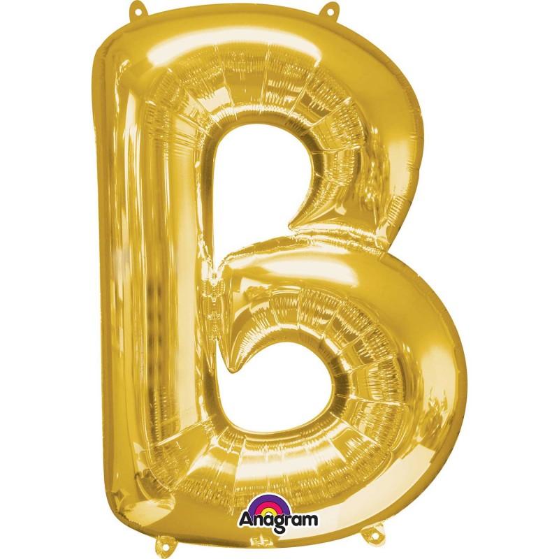 Anagram zlata črka B