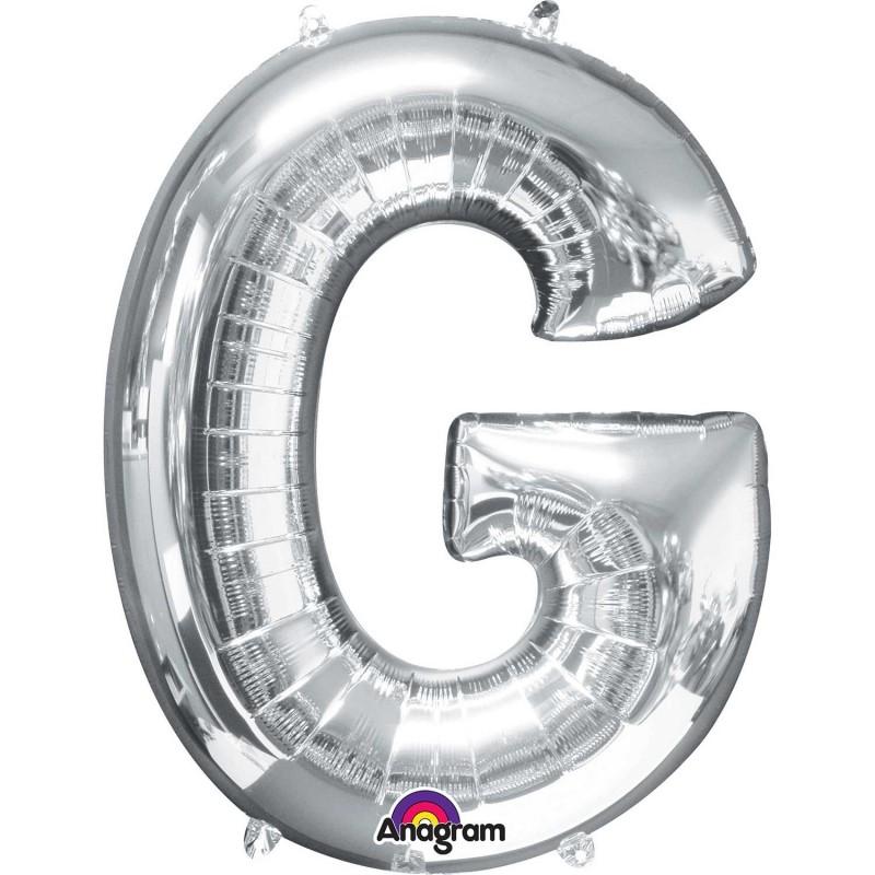 Anagram srebrna črka G