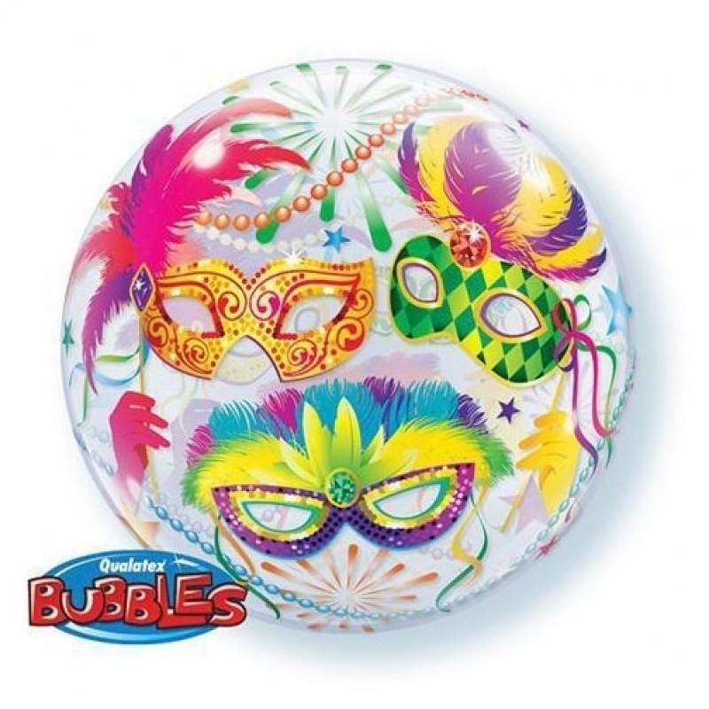 Bubble balon maškarade