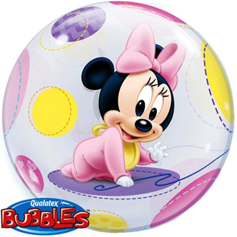 Bubble disney balon