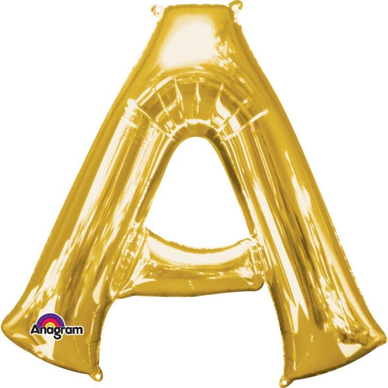Anagram zlata črka A