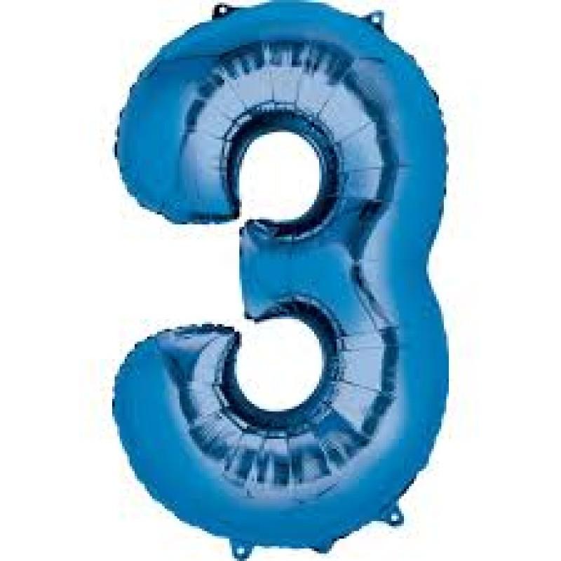 Modra št. 3