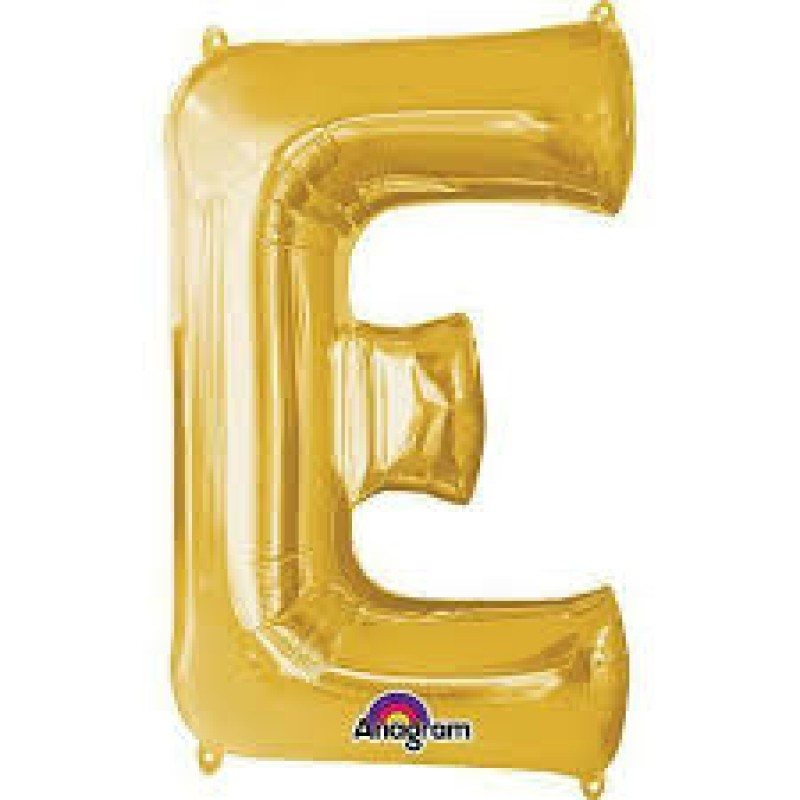 Anagram zlata črka E