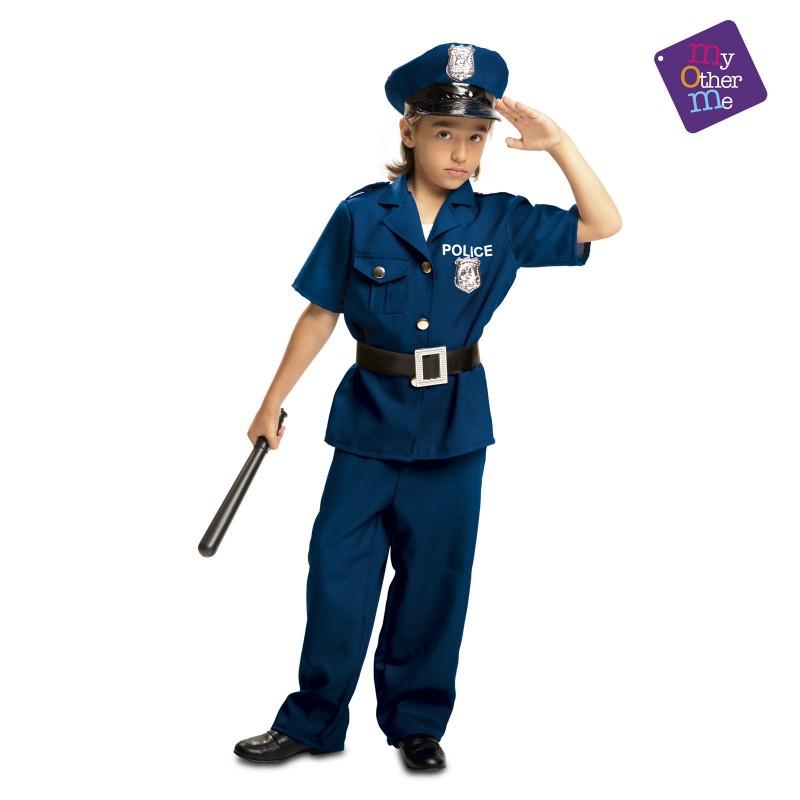 Policaj, 10-12 let