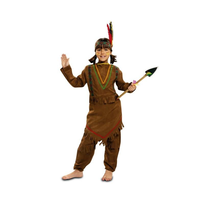 Indijanka, 1-2 let
