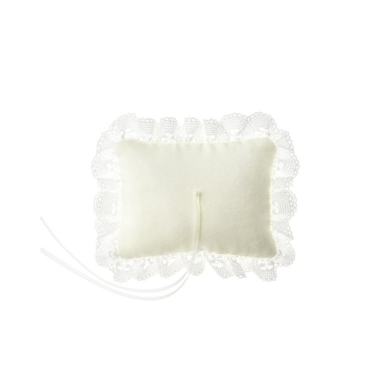 Blazinica za prstane, krem barva, 10x13cm