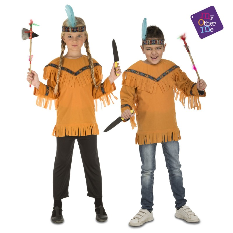 Kostum Indijanca, 4-5 let
