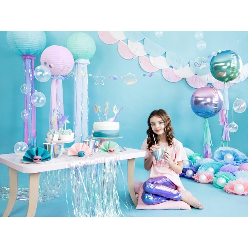 Dekoracija za torto Morska deklica