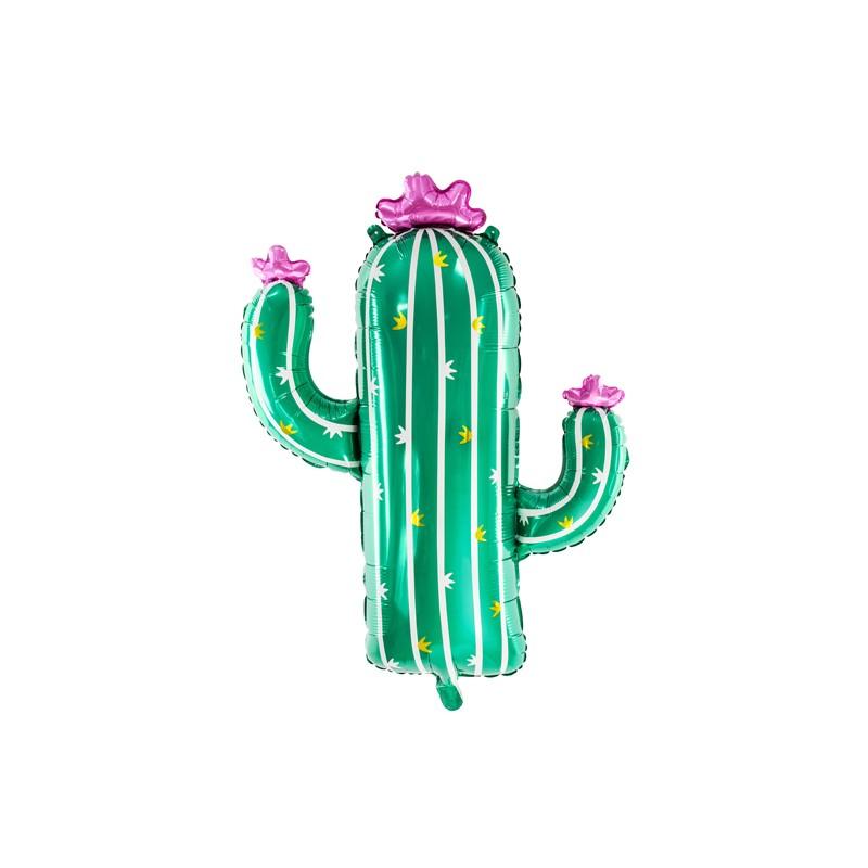 Balon folija kaktus