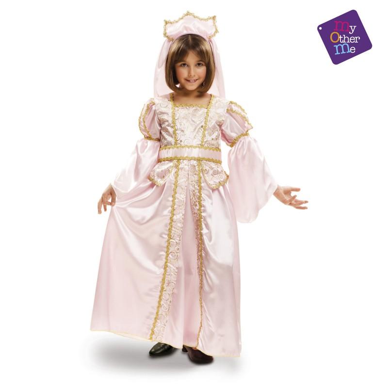 Princesa 3-4 let - ROZA