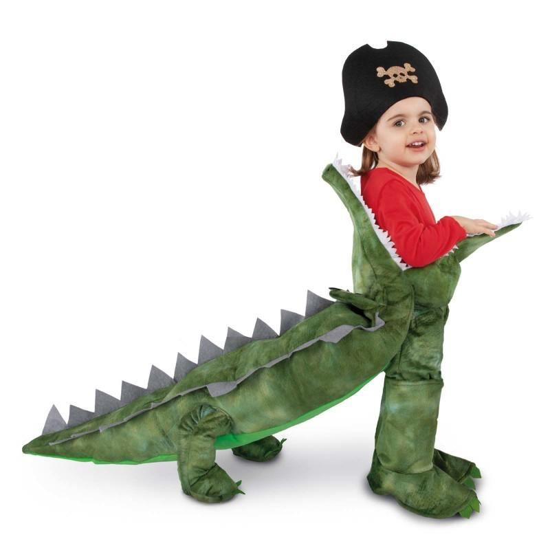 Lačen krokodil, 3-4 leta