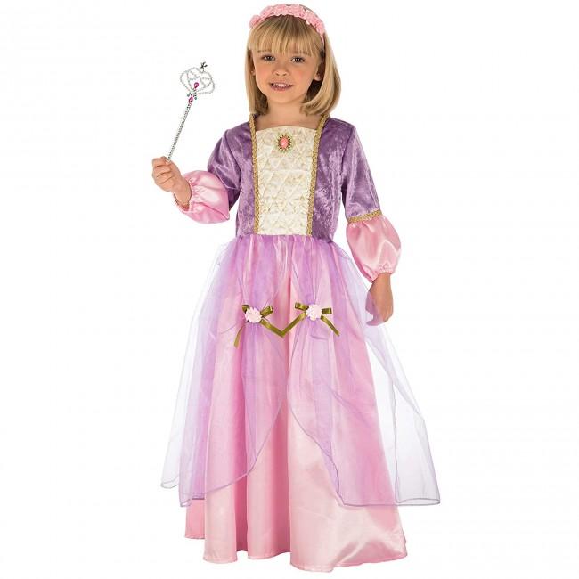 Princeska vijolična 1-2 let
