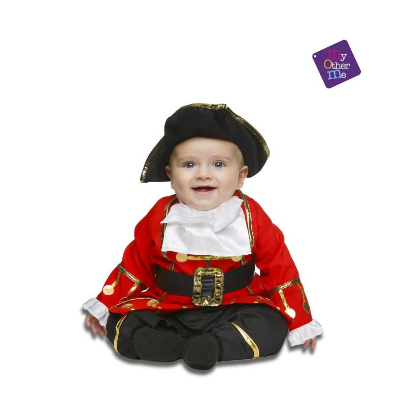 Mali pirat, 7-12m