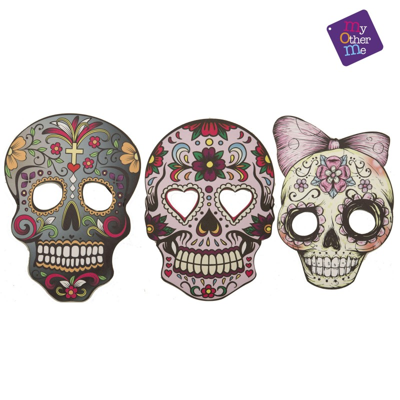 Day of Dead maske