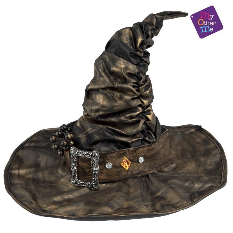 Eleganten čarovniški klobuk