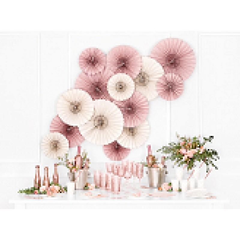 Dekorativna Roseta, roza