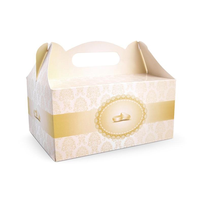 Dekorativne škatle, poročne