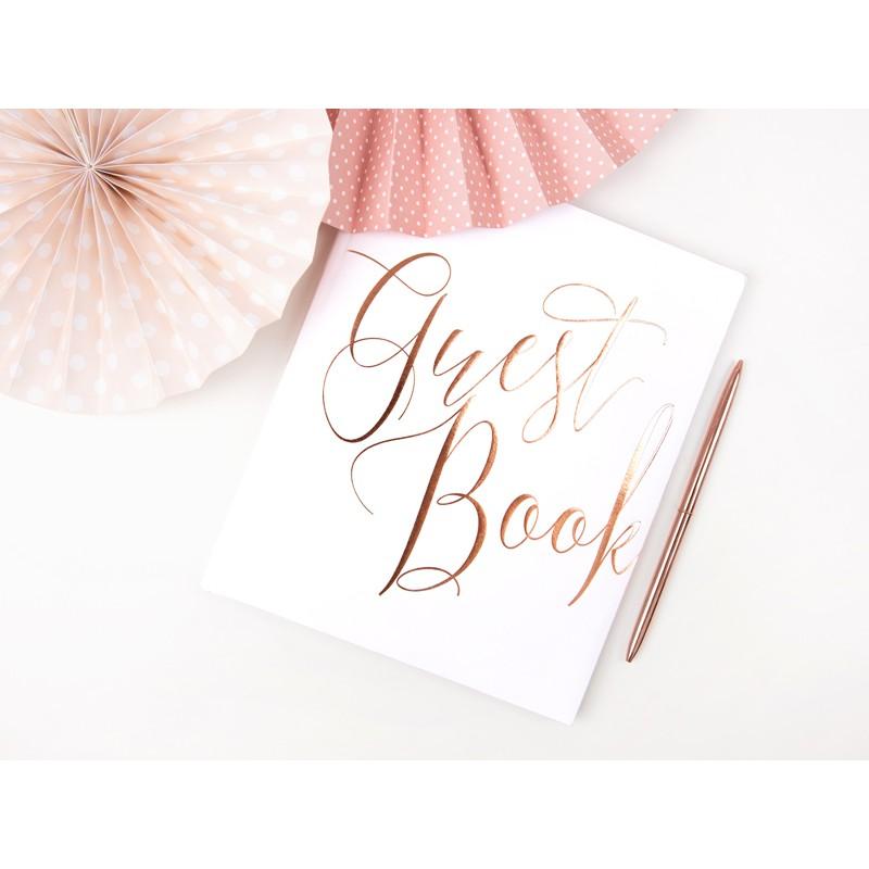 Knjiga gostov, bela