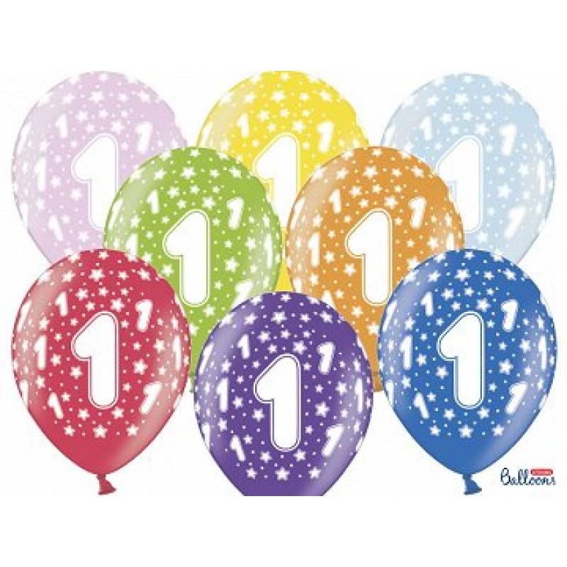 Baloni 1 roj. dan