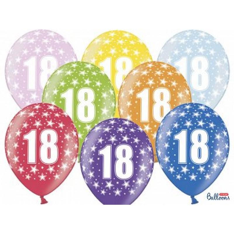 Baloni 18 roj. dan