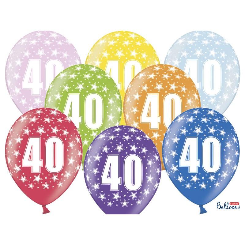 Baloni 40 roj. dan