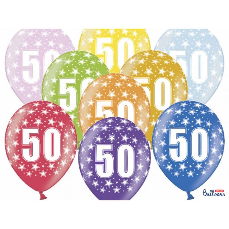 Baloni 50 roj. dan