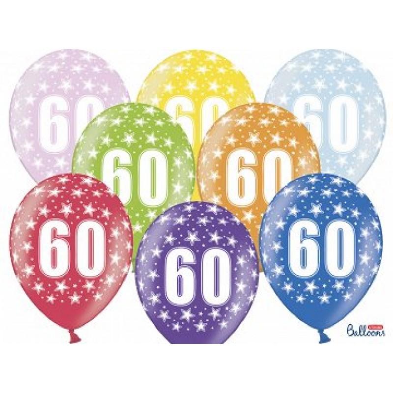Baloni 60 roj. dan