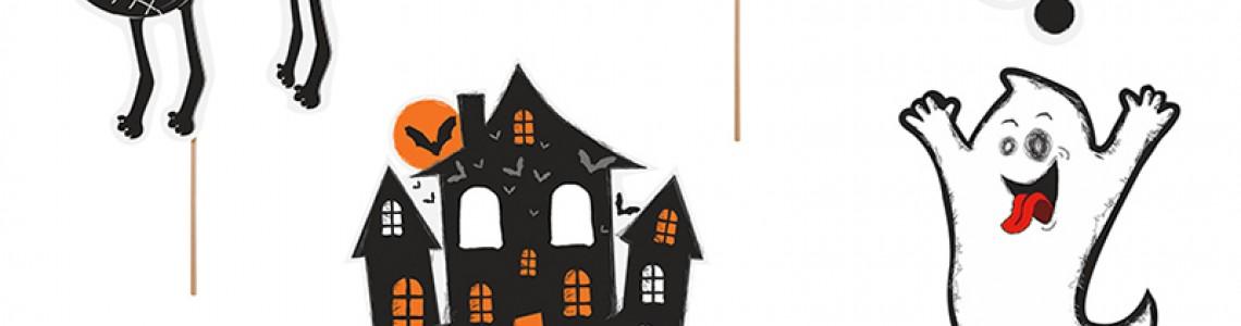 Dekor, baloni in dodatki Halloween