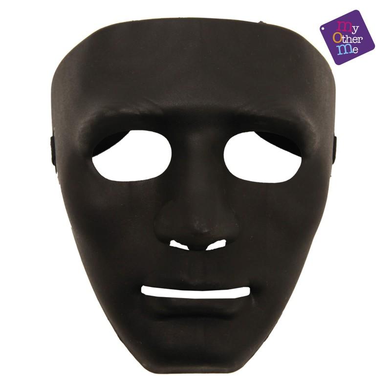 Črna maska