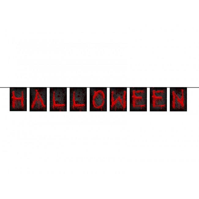 Napis Halloween