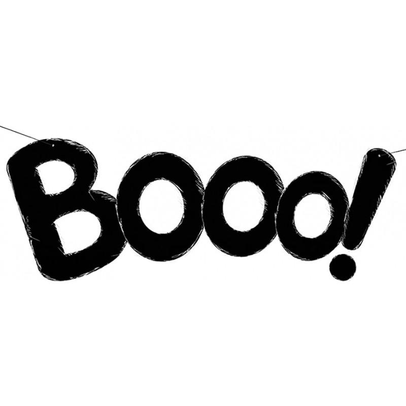 Napis Booo!